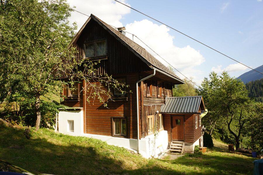 Ferienhütte mit Panorama im Naturpark Sölk - Schla