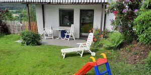 Aida Panoramablick Terrasse Garten große Betten, Ferienwohnung Aida in Baiersbronn - kleines Detailbild