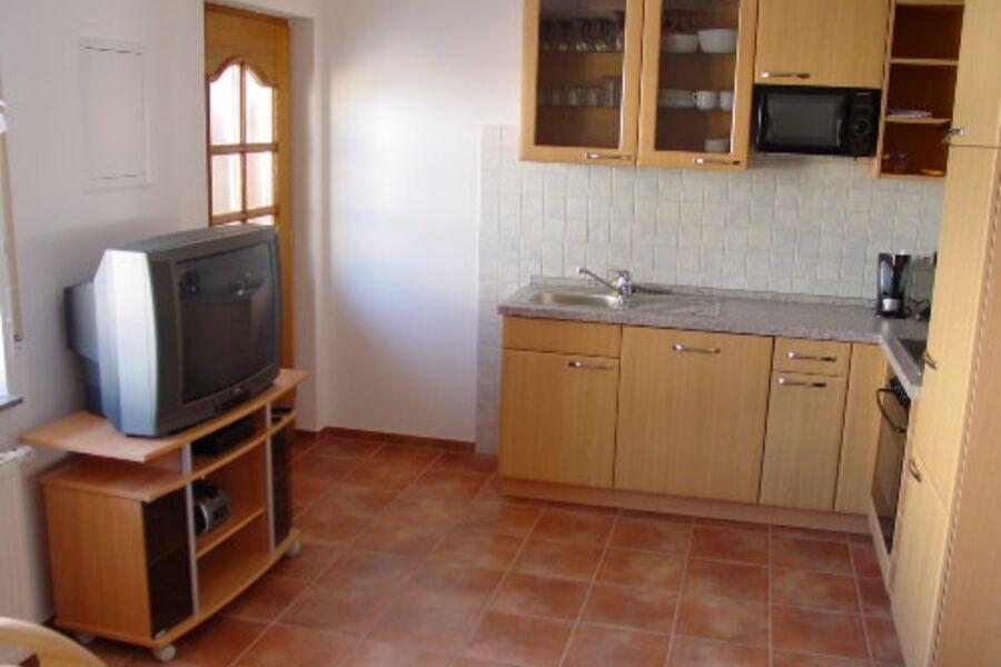 """Wohnung """"Spatzennest"""" Küche"""
