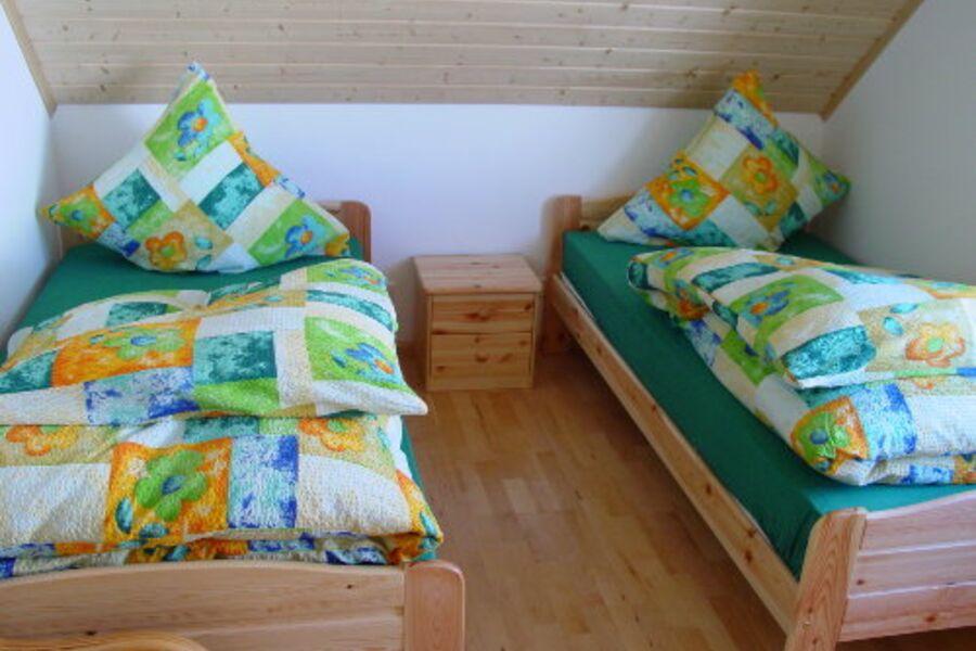 """Wohnung """"Schwalbenflug"""" Schlafen"""