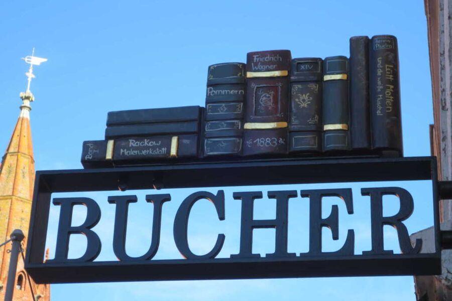 Ferien beim Buchhändler
