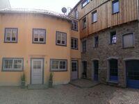 Ferienwohnungen im Haus  Zur güldenen Schaar, FeWo 5 Kornblume - 2. OG rechts in Erfurt - kleines Detailbild