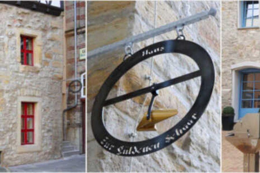 Ferienwohnungen im Haus  Zur güldenen Schaar, FeWo