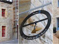 Ferienwohnungen im Haus  Zur güldenen Schaar, FeWo 7 Sonnenblume - 3. OG DG in Erfurt - kleines Detailbild