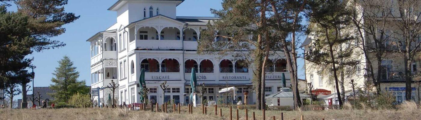 Villa Seeblick Binz Ferienwohnung 03 in Ostseebad Binz ...