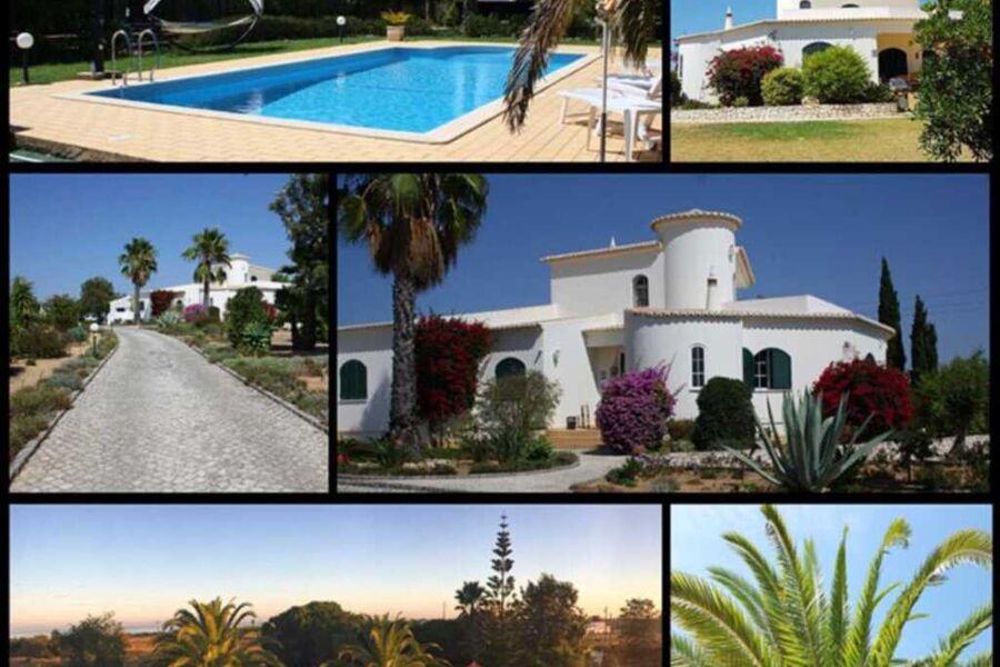 2 Ferienwohnungen in alleinliegender Villa, 1 Appa