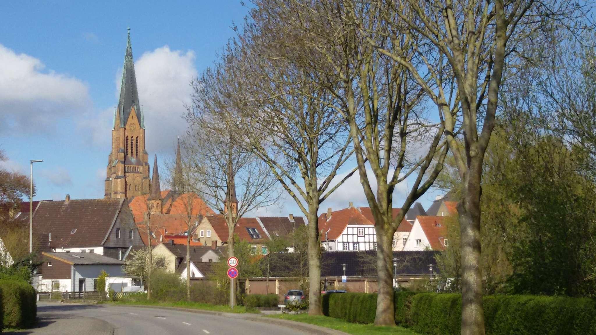 Schleswiger Altstadt mit Dom