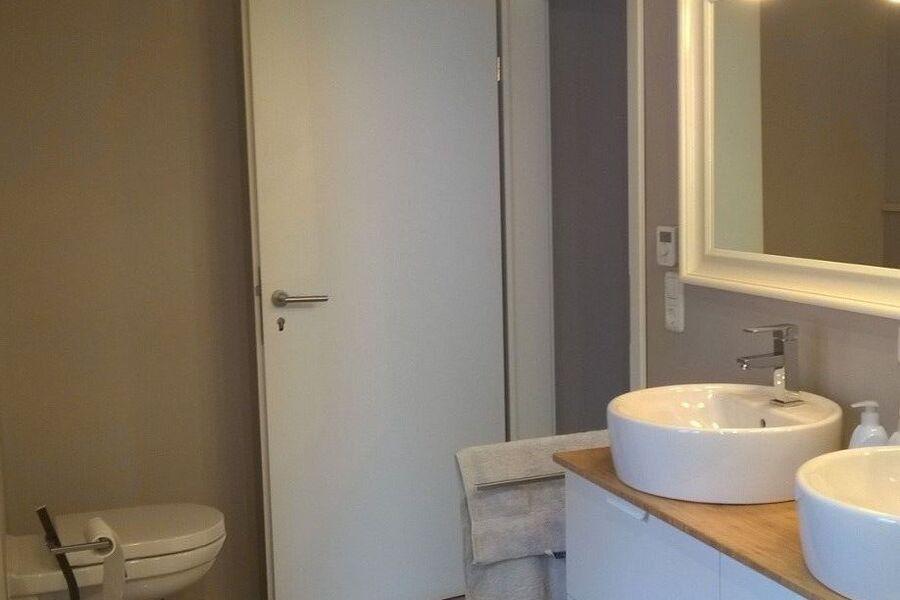 Eingang Badezimmer