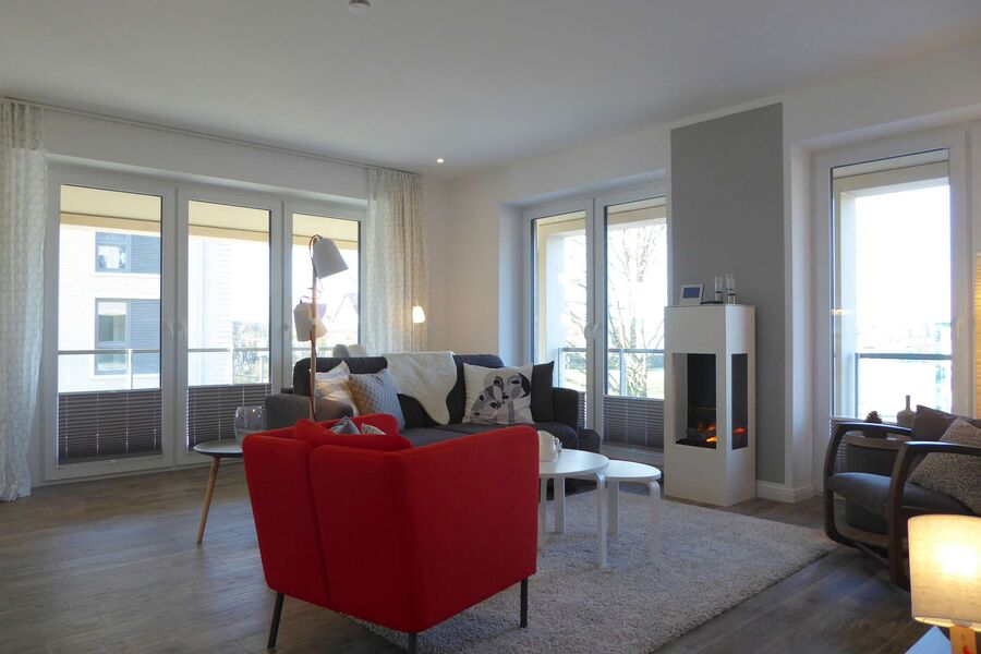 Nordsee Park - Apartment Noorderwind!