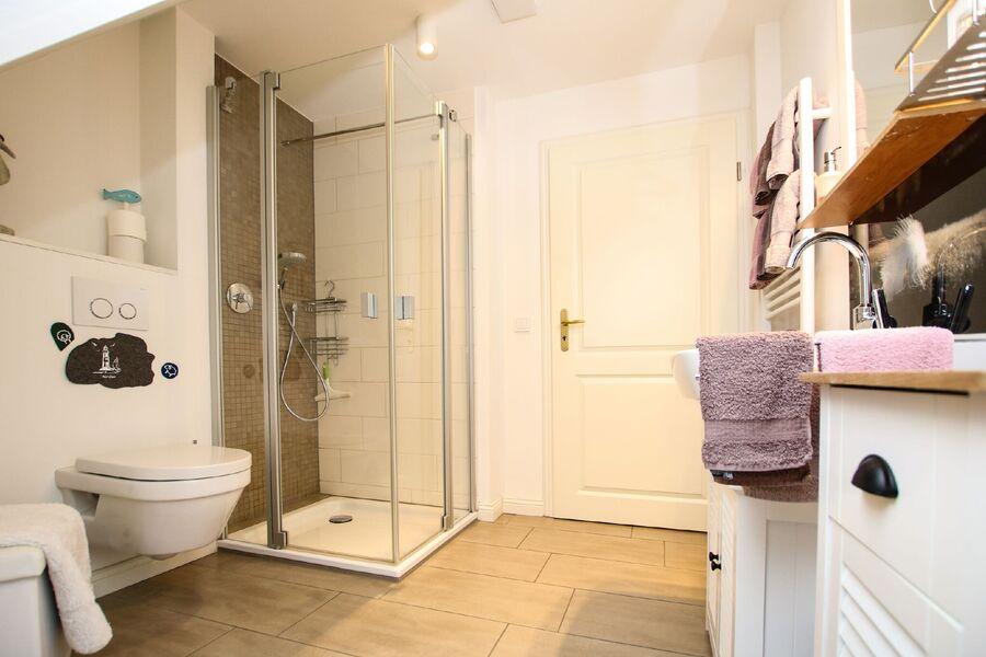 Garderobe - Eingang