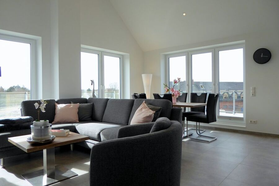 Haus Wangerooge - Penthouse Süd!