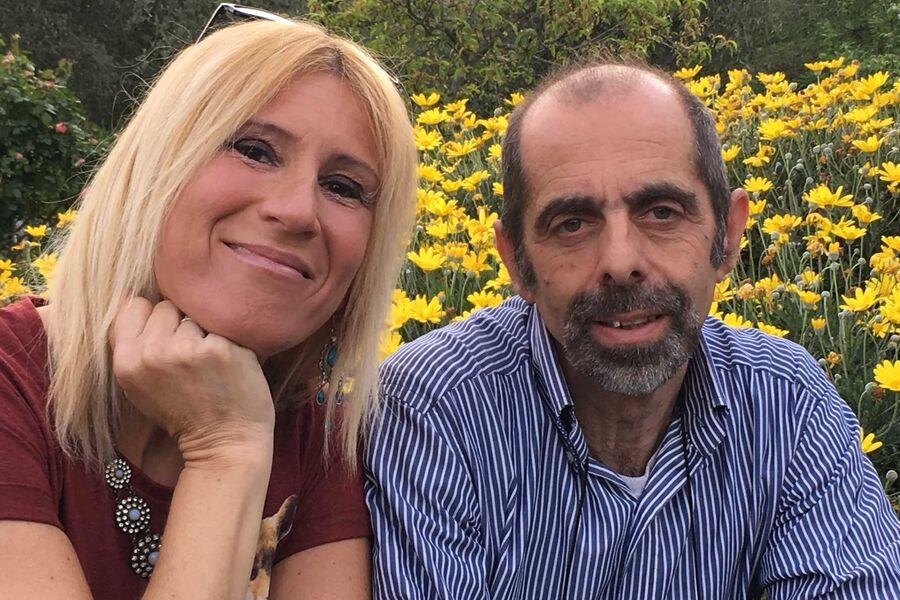 Paola und Fabio Strafforello