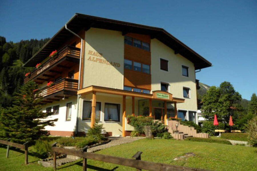 Haus Alpenland, Ferienwohnung Typ A 1