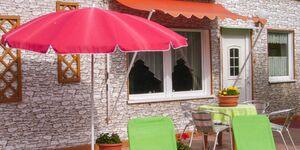 Bungalow und 2 Ferienwohnungen bei Stralsund, Ferienwohnung II in Zarrendorf - kleines Detailbild