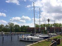 Schöne Ferienwohnung an der Ostsee mit Blick auf Yachthafen, Ferienwohnung in Lagunenstadt in Ueckermünde (Seebad) - kleines Detailbild