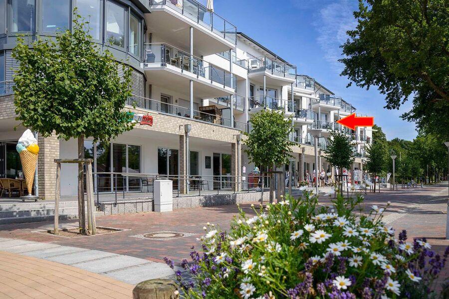 Appartementhaus Villa Meeresrauschen