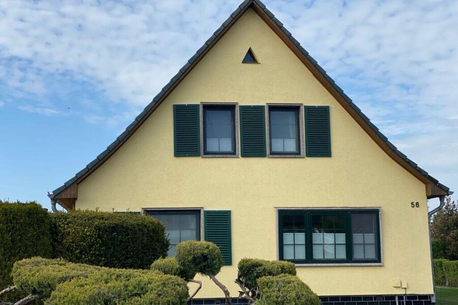 Ferienhaus VERPUUSTEN mit WLAN, Wohnung 1 (unten)