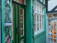 Romantisches Haus im Schnoor in Bremen - kleines Detailbild