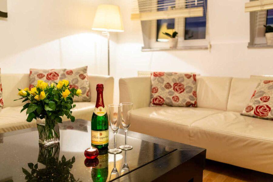 City Apart Dresden Apartment 4, 1-Zimmer-Apparteme