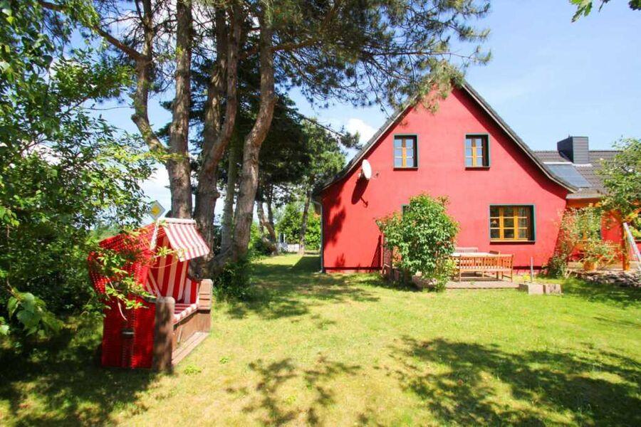 Ferienhaus Utkiek mit Garten