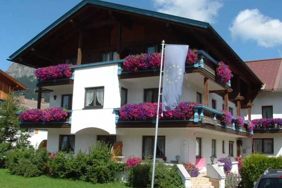 Appartementhaus Wöber, Hochparterre Nr. 3