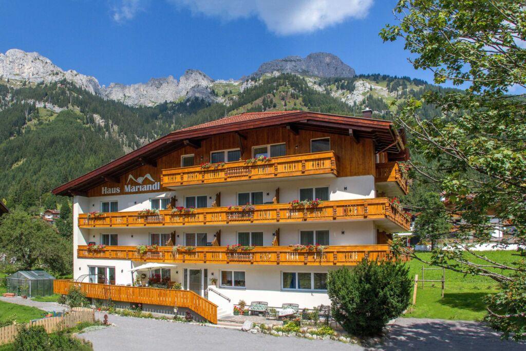 Appartments und Pension Mariandl, Ferienwohnung Krinnenspitze 2