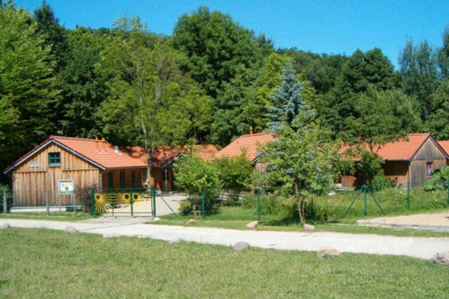 Schullandheim, Bungalow Haus C