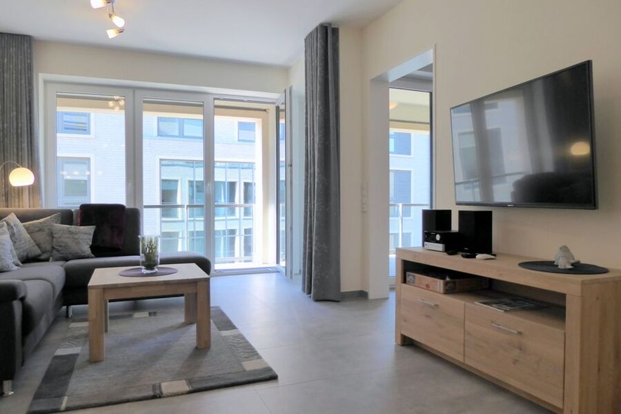 Haus Spiekeroog Apartment Mitte OG!