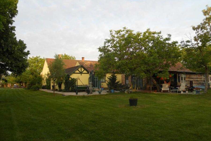 Knusperhäuschen, Ferienhaus mit 2 Zimmern, Wohnküc