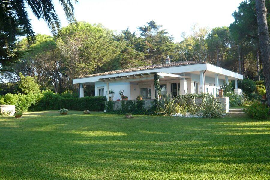 Ansicht des Villa