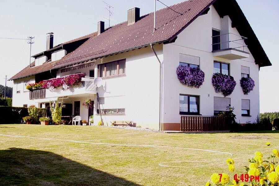 Ferienwohnung mit großer Terrasse