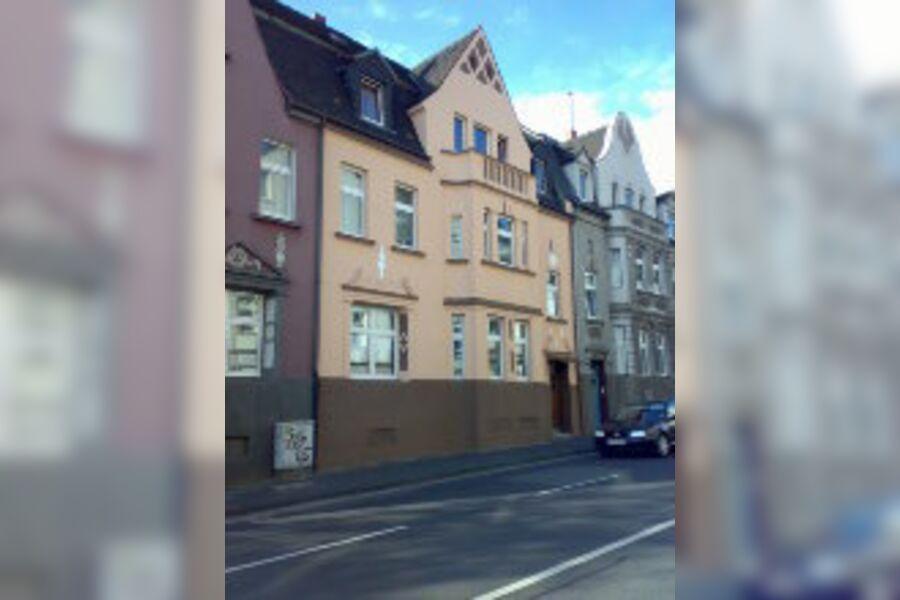 Außenansicht Freienwohnung Stadthaus