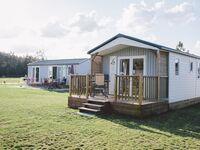Campingpark Kalletal GmbH & Co.KG, Chalet Corsaire mit 1 Schlafzimmer, Haustiere willkommen in Kalletal - kleines Detailbild