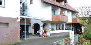 Gästehaus Tagescafe Eckenfels, Doppelzimmer mit Zustelbett WC- Dusche-Bad Balkon in Ohlsbach - kleines Detailbild
