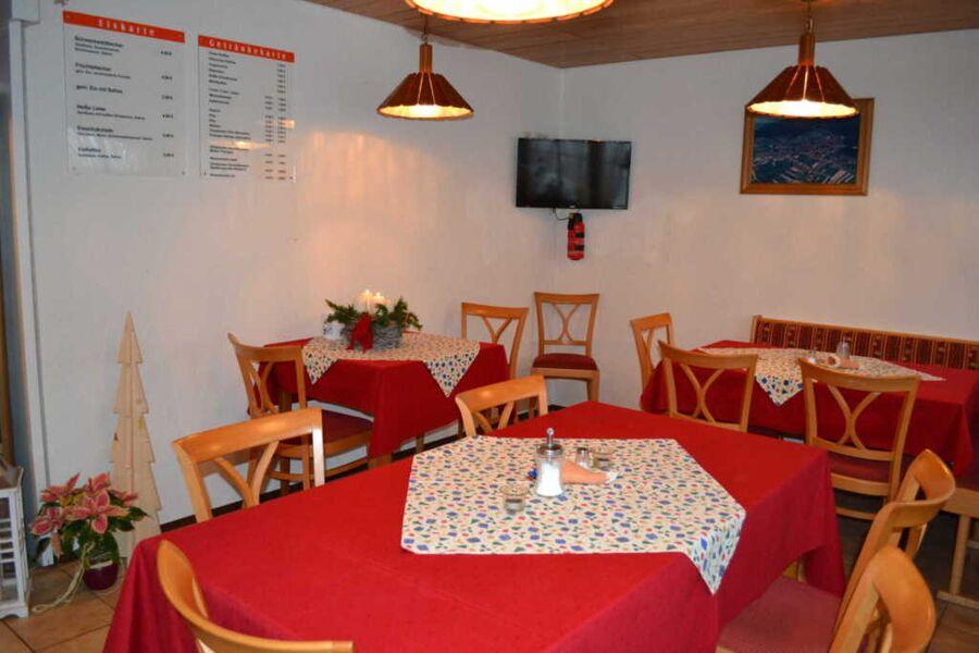 Gästehaus Tagescafe Eckenfels, Doppelzimmer mit Zu