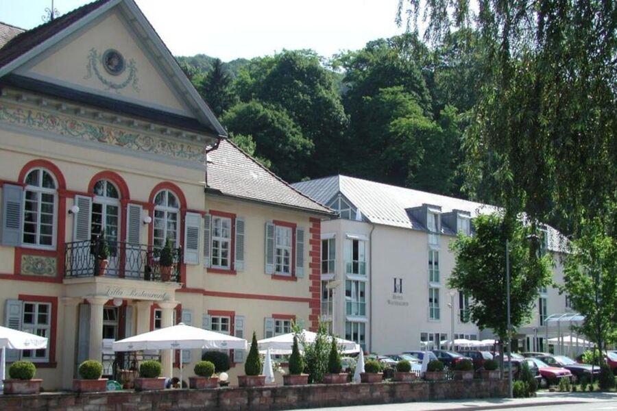 Hotel Watthalden, Dreibettzimmer