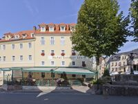 Akzent Hotel Goldner Stern & Sternla, Dreibettzimmer in Wiesenttal-Muggendorf - kleines Detailbild