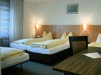 Sport- und Tagungshotel Kenzingen, Vierbettzimmer mit WC und Dusche in Kenzingen - kleines Detailbild