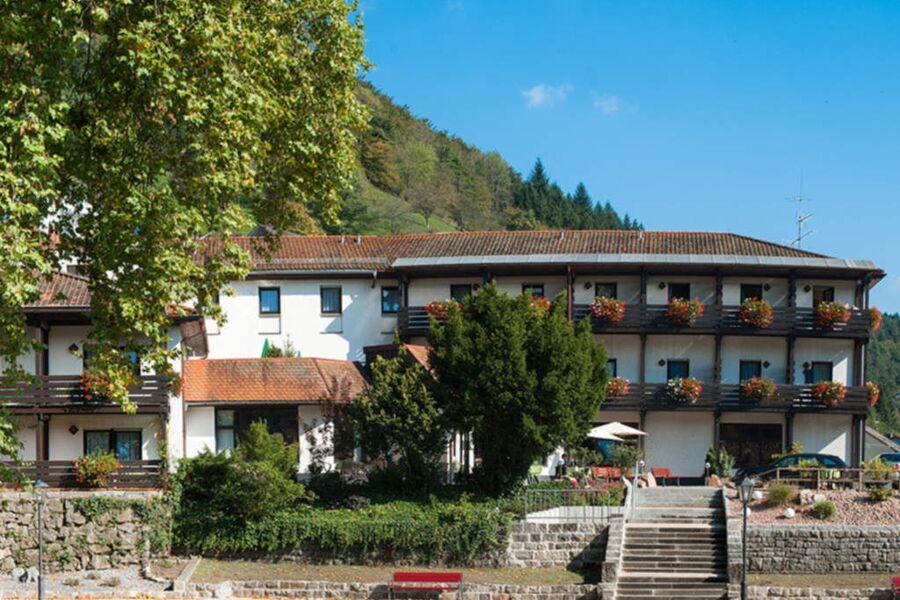 Kurgarten-Hotel, Einzelzimmer Basic