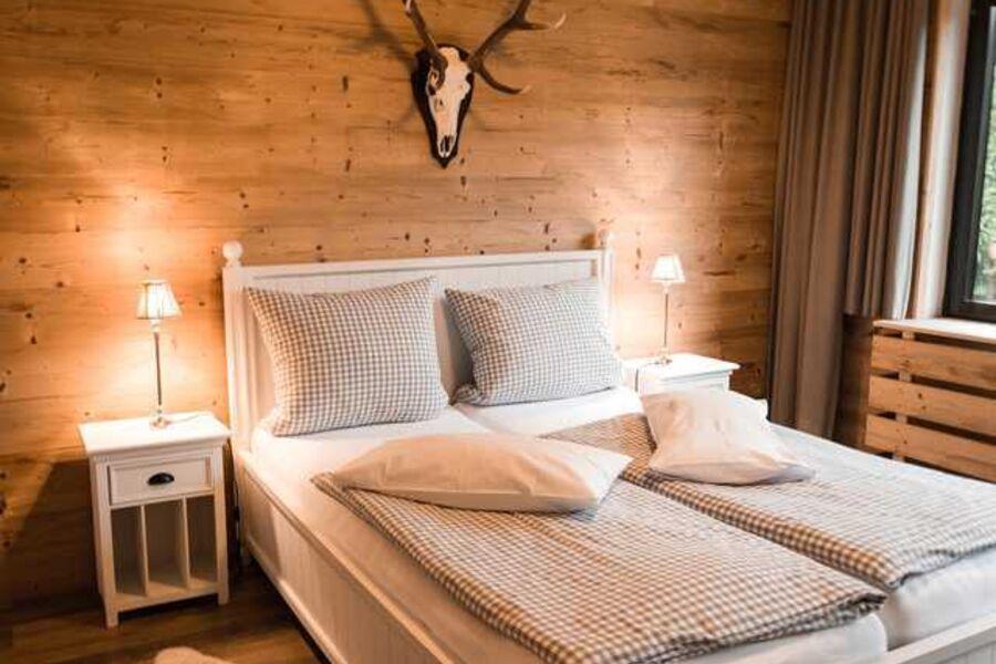 Harzchalet, Appartement mit 3 Schlafzimmern