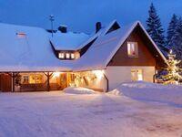 Haus Sonneck, Dreibettzimmer mit Balkon in Schluchsee - kleines Detailbild