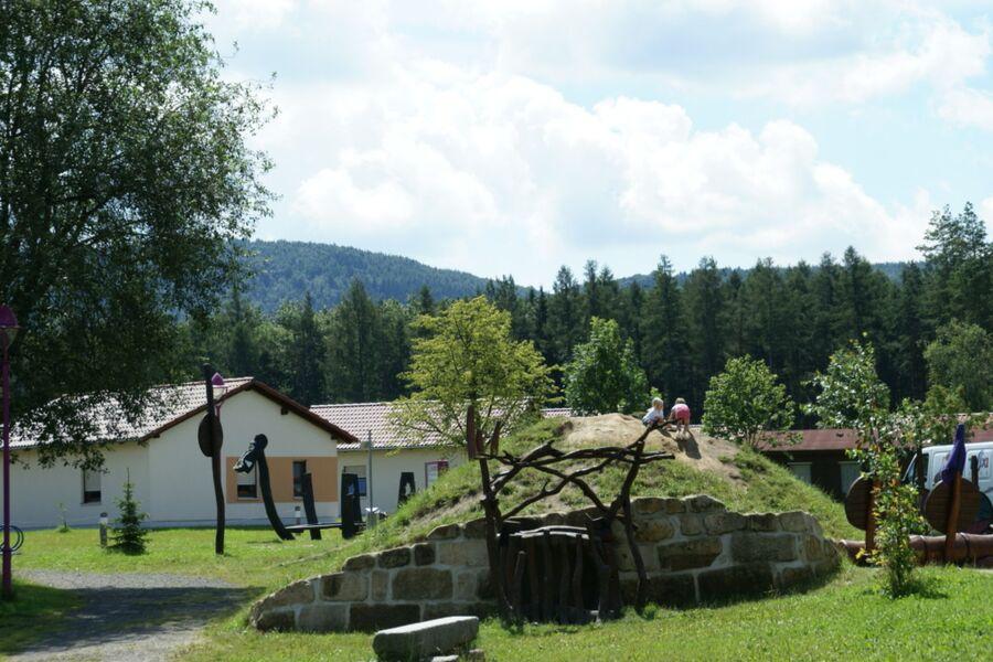Trixi Ferienpark Zittauer Gebirge, Ferienhaus Typ