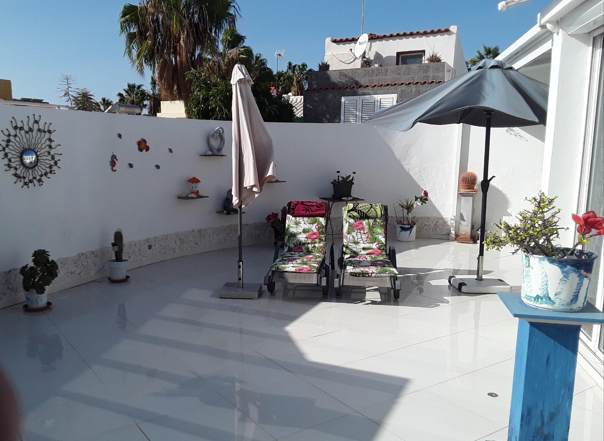 Ferienhaus Villa Amélie In Jandia Kanarische Inseln