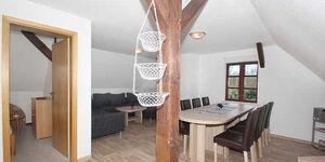 F-1038 Ferienwohnung Emily in Parchtitz, 01: 90m², 4-Raum, 8 Pers., Garten, Pool, WL in Parchtitz - kleines Detailbild