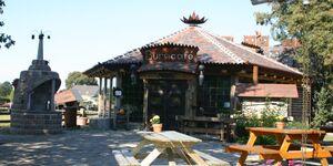 Silberseehaus in der Freizeitoase Mortka, FW Pedro in Lohsa OT Mortka - kleines Detailbild