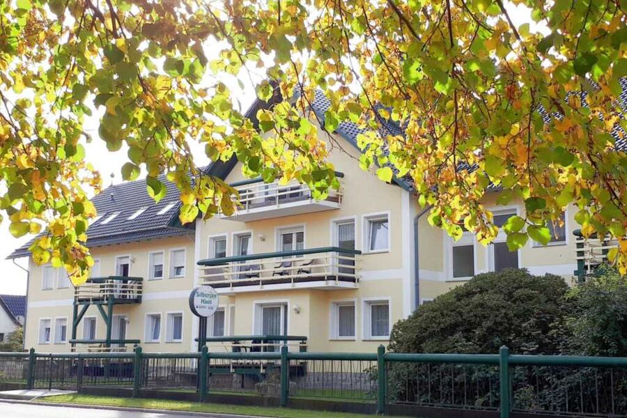 Silberseehaus in der Freizeitoase Mortka, FW Pedro
