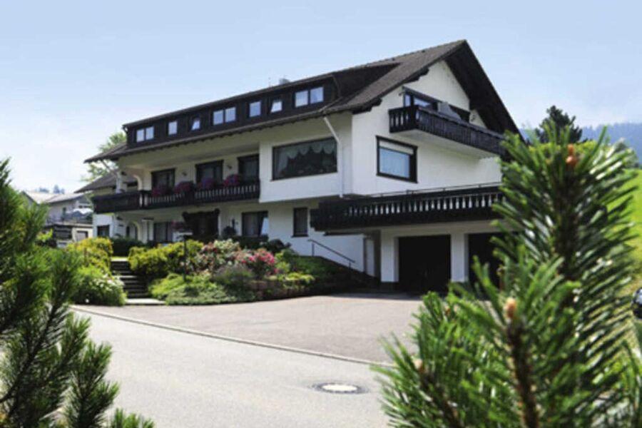 Haus am Wegle, Ferienwohnung 37m² im Erdgeschoss,