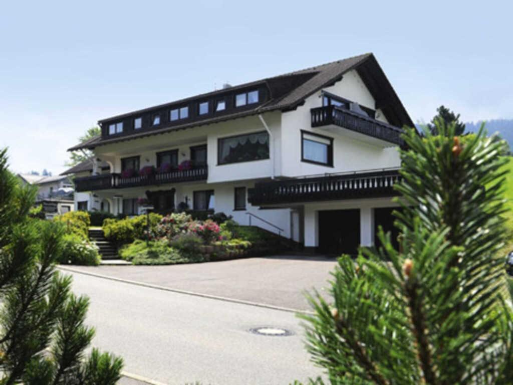 Haus am Wegle, Ferienwohnung 35m² im Obergeschoss
