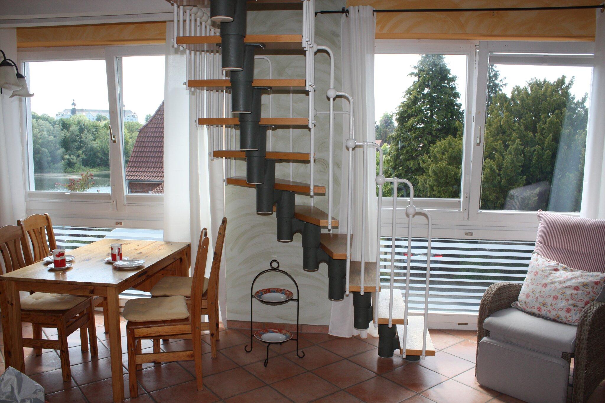Im See kann man herrlich schwimmen !!