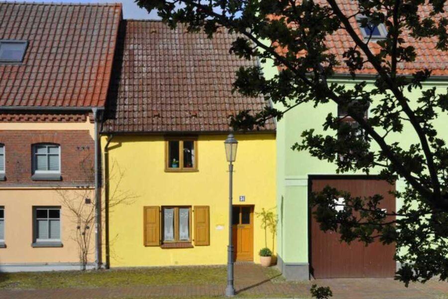 stilvolles Ferienhaus in der Altstadt von Röbel -
